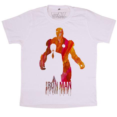 Ironman Tee | t shirt printing | Scoop.it