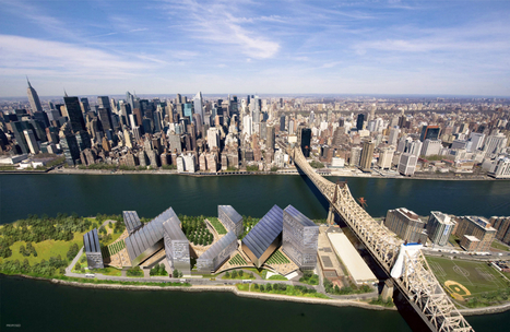 Can Cornell Build a Silicon Valley Culture in New York City? | :: The 4th Era :: | Scoop.it