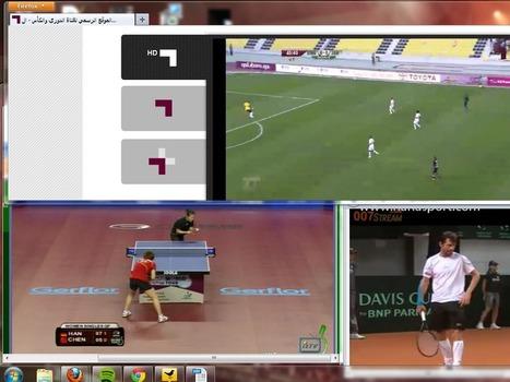 Après la fermeture de Megaupload, le streaming de sport est-il menacé?  - Rue89 | High-Tech et notre liberté | Scoop.it