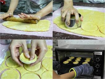 Cách làm bánh trứng nướng KFC - Bánh Egg Tart - Vào Bếp Cùng Bạn | Cho thuê xe cưới tại Hà Nội giá rẻ | Scoop.it