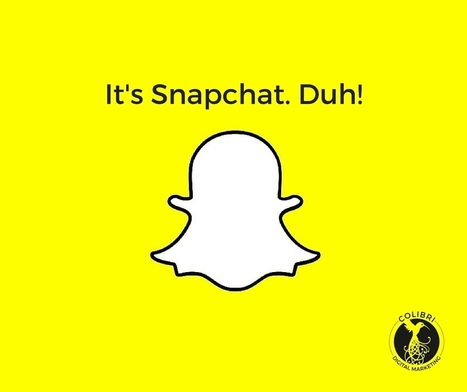 How to Use Snapchat for Social Media Marketing | Digital Marketing | Scoop.it
