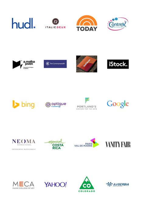 Les 20 nouveaux logos du mois de septembre 2013 | Sélection d'articles : innovation | Scoop.it