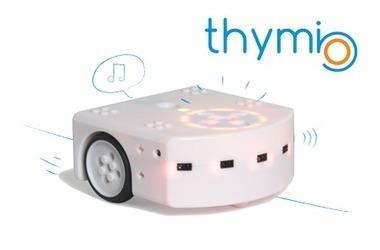 La robotique à l'école primaire. Présentation de Blockly4Thymio | ent, tbi & tablettes: usages pédagogiques | Scoop.it