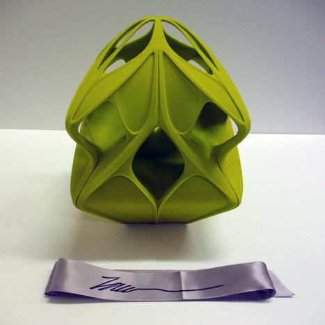 zaha hadid designs aqua shard christmas bauble for charity - designboom   architecture & design magazine   Zaha Hadid Architects   Scoop.it