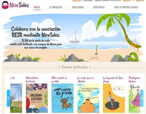 Home - NiceTales | MÒBIL ES.COLA | Scoop.it
