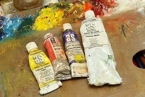 A New Demonstration Article in Artists Palette Magazine | Plein Air and Other Cool Art Stuff | Scoop.it