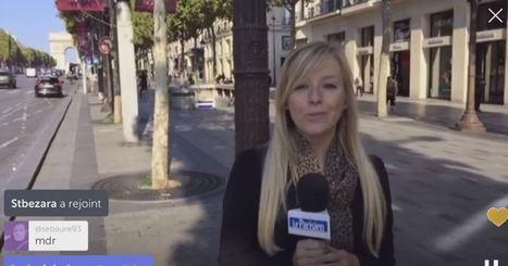 Le Parisien TV - #ParisSansVoiture : merci à tous de nous...   Facebook   Mes reportages   Scoop.it