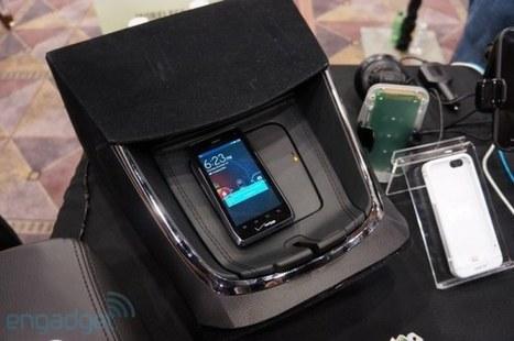Qi y Toyota destierran los adaptadores de enchufe con su cargador de teléfonos inalámbrico para automóviles | Tecnología 2015 | Scoop.it