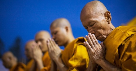 What Do Buddhist Monks Know About Gadgets? Everything | Social Media Spirit | Scoop.it