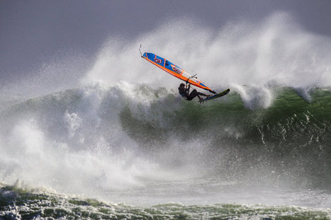 Watch an epic clip from Red Bull Storm Chase - Red Bull (International) | Outdoor Sports | Scoop.it