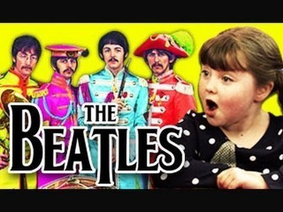 Watch Kids' Priceless Reactions to Hearing the Timeless Music of The Beatles   Activities for CLIL   Scoop.it