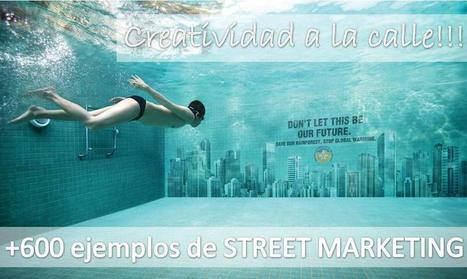 Creatividad A La Calle!! +600 Ejemplos De Street Marketing | Publicitat | Scoop.it