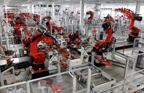 A l'encontre » Le grand bluff de la robotisation   Une nouvelle civilisation de Robots   Scoop.it