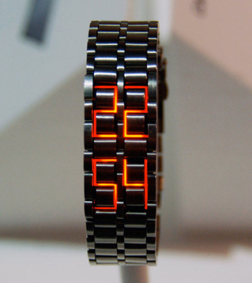 Incredible LED watch design | product design, light | Scoop.it