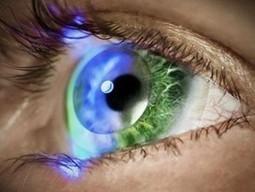 'Incorporan' una TV en unas lentes futuristas de contacto | Salud Visual 2.0 | Scoop.it
