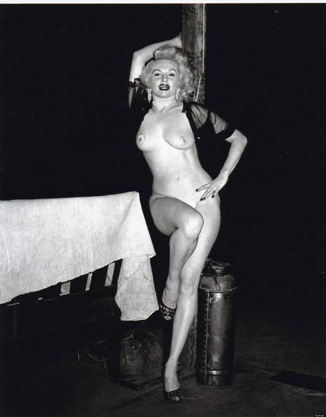 The History of Burlesque (NSFW PHOTOS) - Huffington Post | vintage nudes | Scoop.it