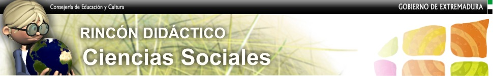 Recursos educativos para Bachillerato, Geografía e Historia
