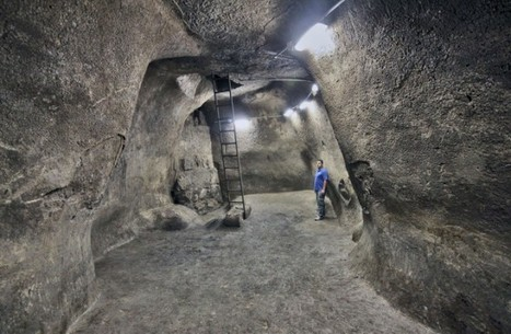 3,000 Year-Old Public Water Works Unearthed in Jerusalem | Archaeology News | Scoop.it