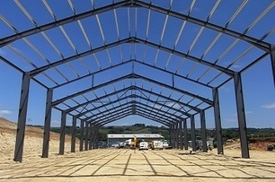 Steel Framed Building and Its Advantages - BW Industries | BW Industries | Scoop.it