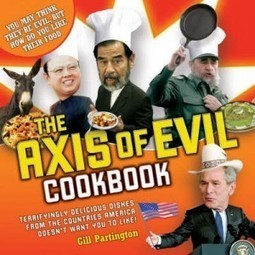 10 Weird Cookbooks With Recipes We Dare You to Try (PHOTOS) - Manolith   American Food   Scoop.it