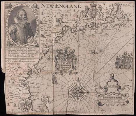 On the trail of Martha's Vineyard's rare map thief - The Boston Globe | Modern Cartographer | Scoop.it