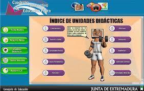 El Cuaderno Interactivo de Educación Física | Educación Física - Secundaria | Scoop.it