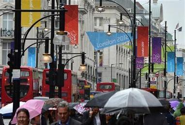 Olympics keep Britons away from shops in August: BRC - Reuters | shopping you | Scoop.it