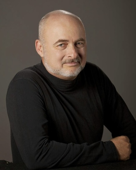 Viagem a Andrómeda: David Brin: Lazy directors and authors routinely portray our fellow citizens as sheep or fools or useless. But that's just wrong. (entrevista) | Ficção científica literária | Scoop.it