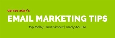Top Email Marketing Tips - Subscribe Today | Email Marketing Virtual Assistant | Scoop.it