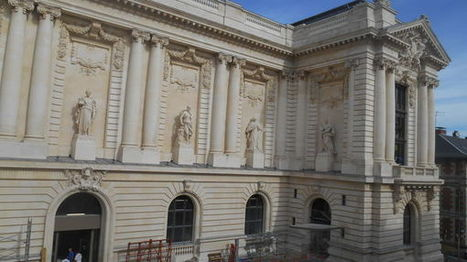 28/09/2016 - La façade du musée d'Arts de Nantes est de nouveau visible ! - Brève | infos-web | Scoop.it