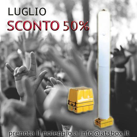 Noleggio luci: operatività in 60 secondi | Prefabbricati | Scoop.it