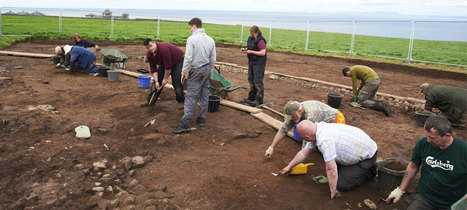 Maryport Roman temples excavation starts onsite : Archaeology News from Past Horizons | Universal Atheist Symbol | Scoop.it