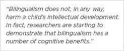 How Does Being Bilingual Affect Learning? | Executive Functioning | Types of LD | Self-regulation | Scoop.it