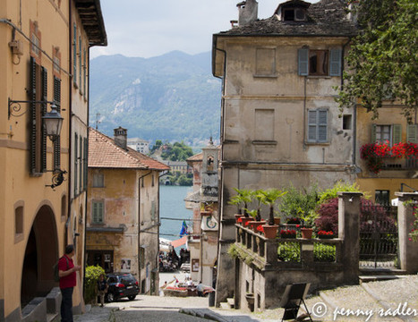 Lago di Orta, in the region of Piedmont | Italia Mia | Scoop.it