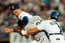 Ryan, Ventura have first chat since '93 brawl | Winning The Internet | Scoop.it