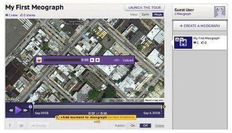 Meograph: líneas de tiempo interactivas | Educación para el siglo XXI | Scoop.it