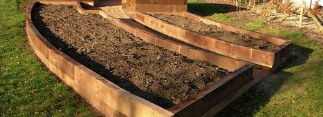 Vegetable Gardens in Essex | Building a beautiful garden | Scoop.it