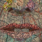 Map Collages | Matthew Cusick | Cool Links | Scoop.it