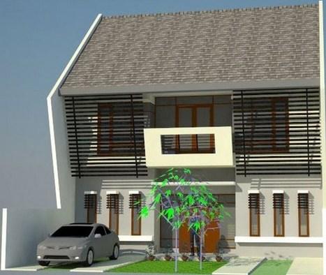 Desain Eksterior Rumah Minimalis | kidlinkshare | Scoop.it