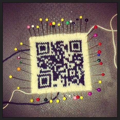 Tricot : Au crochet ou au smartphone ? | QRdressCode | Scoop.it