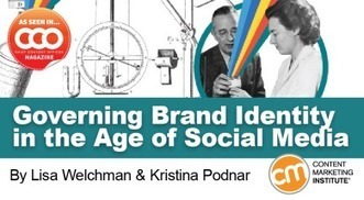 Governing Brand Identity in the Age of Social Media | Social Media in Manufacturing Today | Scoop.it