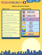 Vocabulary SpellingCity App | technologies | Scoop.it