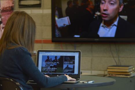 S'informer à l'ère du numérique : La télévision reléguée au deuxième rang - Impact Campus | Métiers de l'image & apprentissage numérique | Scoop.it