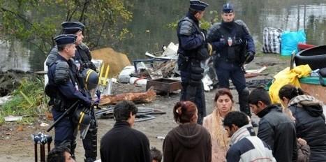 Valls met fin à l'aide au retour des Roms | CAP21 | Scoop.it