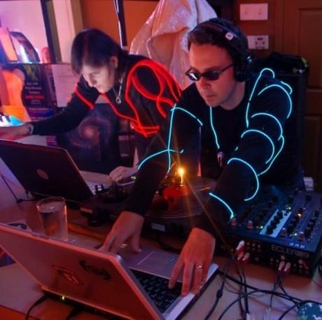 Andrew O'Malley | DJ, VJ, Performance, and Lighting Art duo Latest Artists | Pecha Kucha Ottawa Vol #6 - Sept 13, 2012 at Shopify Lounge (151 York St.) | Scoop.it