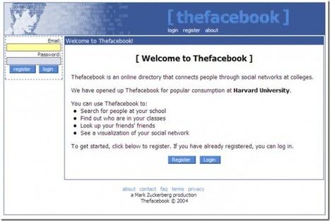 ITI en Bonzi: Diez momentos para diez años de Facebook | Redes Sociales | Scoop.it