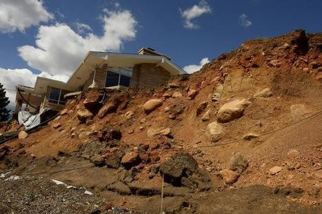 Warnings did not stop development in Colorado Springs' landslide zone | Classroom geography | Scoop.it