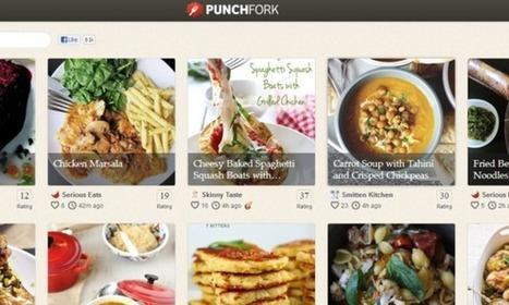 Pinterest sets sights on recipe-sharing platform   social media for enterprises   Scoop.it