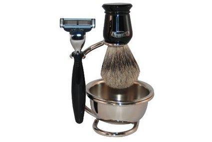 Customer Review Colonel Ichabod Conk 5 Piece Shave Set | Men's Grooming Kit | Scoop.it