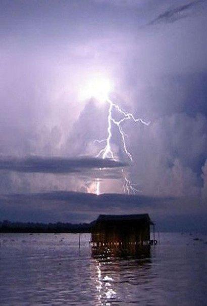 El Relámpago del Catatumbo, la tormenta eterna de Venezuela | Lo que no sabias | Scoop.it